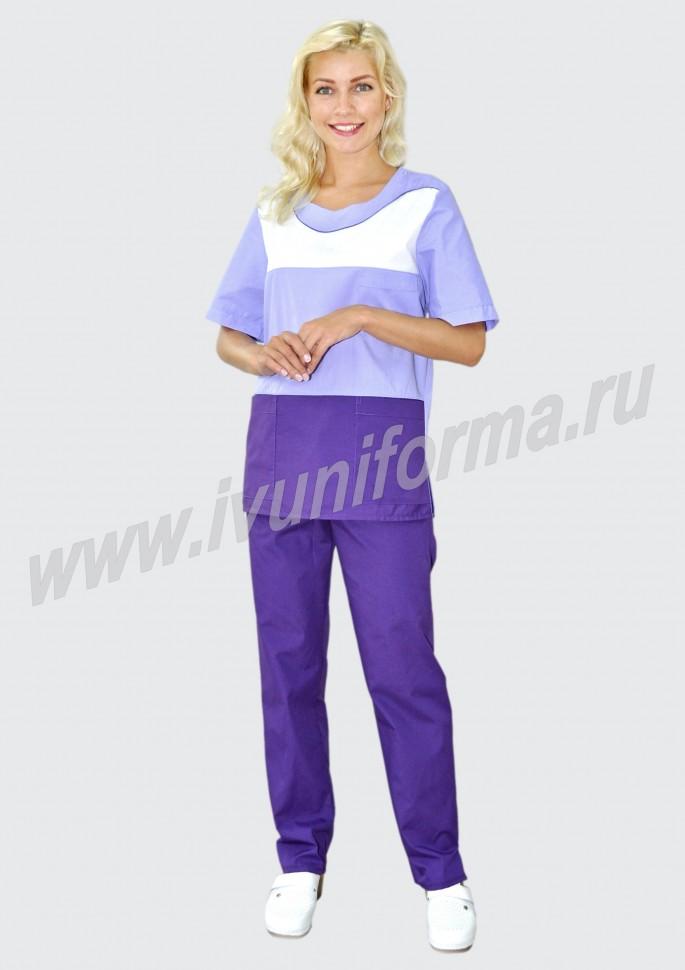 Новинки женских медицинских костюмов на 1ttd.ru в {$region.field[13]}