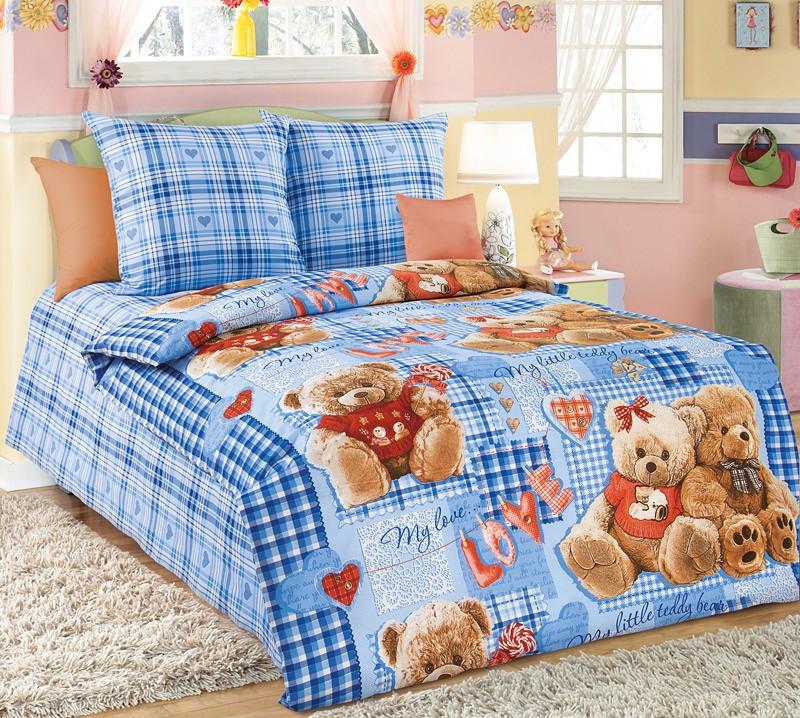 Ткань в рулонах бязь постельная ясельная ширина 150см.